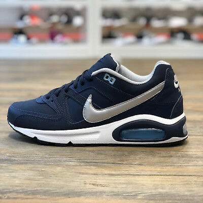 new style 33616 9cfcf Nike Air Max Command Leather Gr.41 Schuhe Sneaker blau Leder Neu 749760 401
