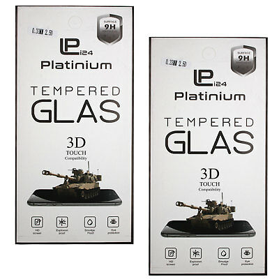 2x HTC One M10 Schutzglas Screen Protector Displayglas Hart Panzer Glas 9H