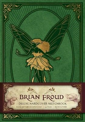 Brian Froud Sketchbook, Hardcover by Insight Editions (COR), Like New Used, F...