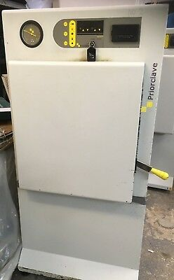 Priorclave Ps/qcs/eh200  Autoclave Front Loading 200L Electrically Heated
