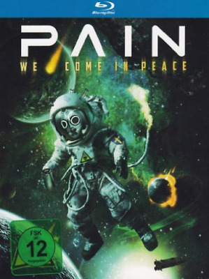 Pain-We Come In Peace -Bluray+2Cd- Ltd Edition (UK IMPORT) DVD NEW