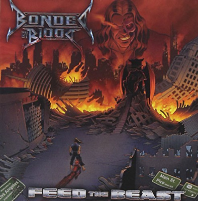 Bonded By Blood-Feed the Beast (UK IMPORT) CD NEW