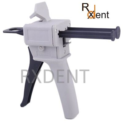 Impression Mixing Dispenser Universal Cartridge Gun 1:1 2:1 ratio 50ml Comdent®