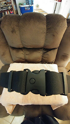UNCLE MIKE'S POLICE DUTY BELT SIZE XL New no tags