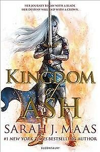 Kingdom of Ash, Paperback by Maas, Sarah J., Like New Used, Free shipping in ...