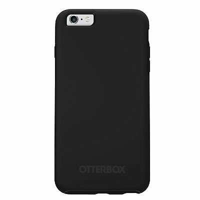 OEM Otterbox Symmetry Series Black Shell Case for Apple iPhone 6/ 6S