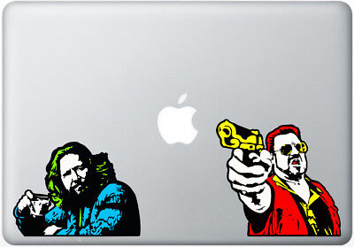 The Big Lebowski Stickers! Walter & The Dude/ FREE SHIPPING!