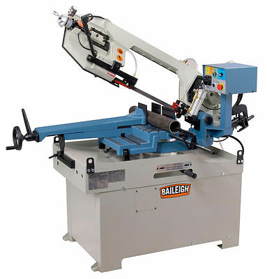 NEW Baileigh BS-350M Dual Miter Band Saw FREE SHIPPING