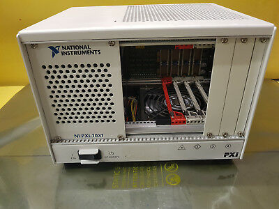 National Instruments™ NI PXI-1031   #