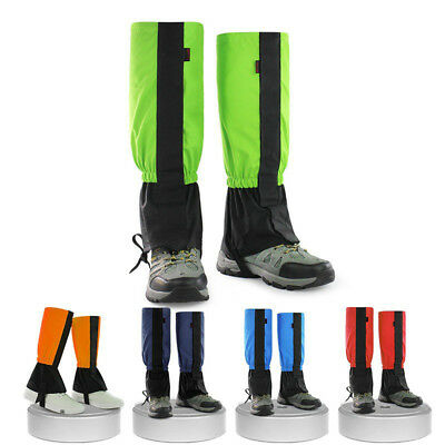 Climbing Waterproof  Leg Cover Snow Gaiters Overshoes Cycling Legwarmers