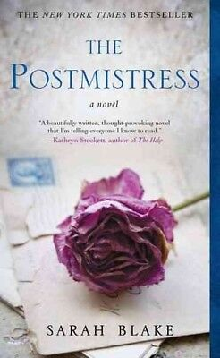 Postmistress, Paperback by Blake, Sarah, Like New Used, Free shipping in the US