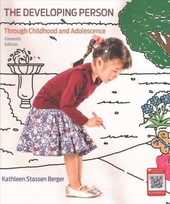 Developing Person Through Childhood and Adolescence, Paperback by Berger, Kat...