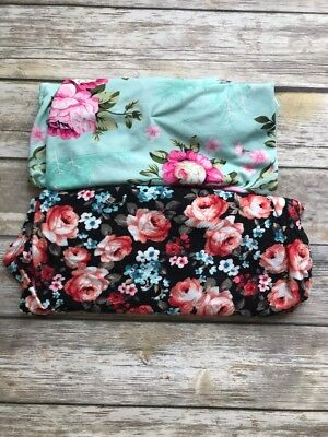 Milkmaid Goods Floral Nursing Cover plus unbranded cover