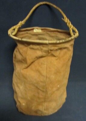 Vintage ABERCROMBIE & FITCH Cloth Tool Bag