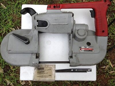 Milwaukee 6230 Deep Cut 6 Amp Portable Band Saw