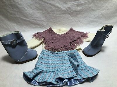 American Girl Sightseeing Outfit Rare 2005 Retired.