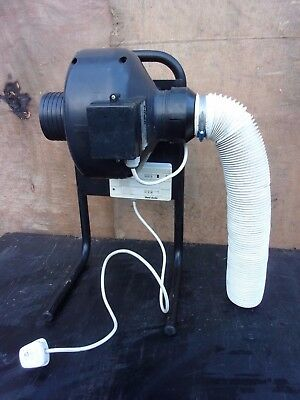 VENT AXIA -  4 INCH / 100 mm DIAMETER EXTRACTION FAN - VERY GOOD WORKING ORDER