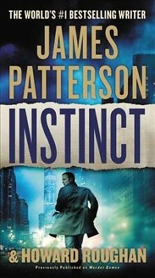 Instinct, Paperback by Patterson, James; Roughan, Howard, Like New Used, Free...