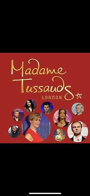 Madame Tussaud's X2 Tickets Saturday 9th February At 2.30pm