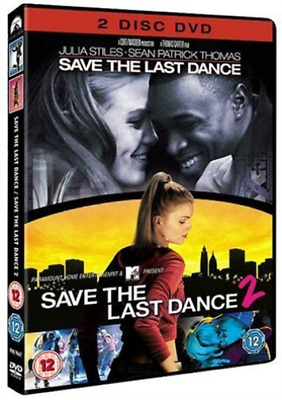 Julia Stiles, Sean Patrick ...-Save the Last Dance/Save the  (UK IMPORT) DVD NEW