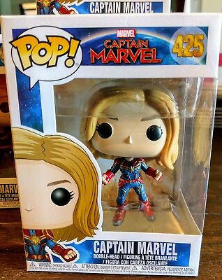 Funko Pop! Captain Marvel #425 Marvel