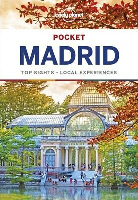 Lonely Planet Pocket Madrid, Paperback by Ham, Anthony, ISBN 1786572788, ISBN...