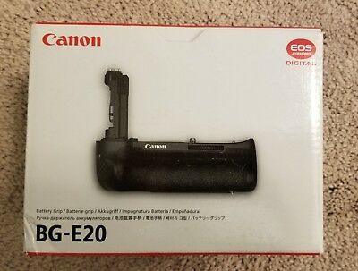 Canon BG-E20 Battery Grip for EOS 5D Mark IV  *** Brand New ***