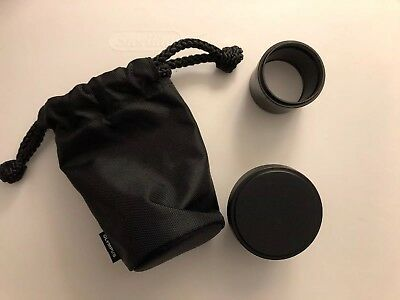 Olympus WCON-07F Wide Conversion Lens w/ Conversion Lens Adapter CLA-9 & Case
