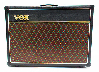 "Vox AC15C1 15-watt 2 Channel All-tube 1x12"" Guitar Combo Amplifier"