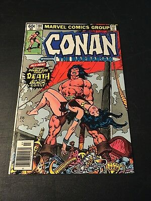 Conan #100 (Jul 1979 Marvel) Queen Of The Black Coast Adaptation Vf/nm!!!!
