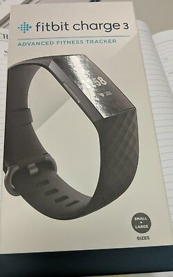 Brand New Fitbit Charge 3