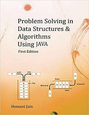 [PDF] Problem solving in data structures and algorithms using Java - Jain, H.