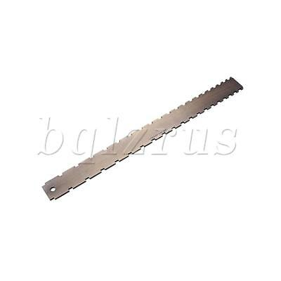 Bronze Neck Notched Straight Edge Luthiers Fixed ruler Tool For Guitar