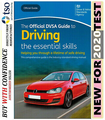 Official DSA Guide to Driving Manual Book The Essential Skills DVLA DSA 2019*esn