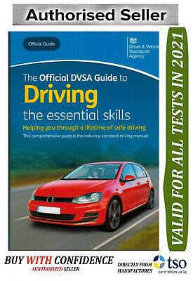 The Official DSA Guide to Driving: The Essential Skills by Driving Standard*Esn