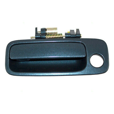 Fits Toyota Camry 97-01 Drivers Outside Exterior Front Blue 8N7 Door Handle