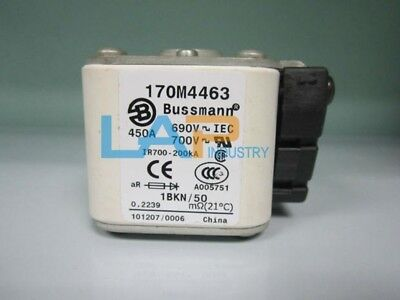 1PC NEW For Bussmann 170M4463 Fuse #ZMI