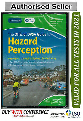 The official DVSA guide to hazard perception DVD-ROM Theory Test*Hazard