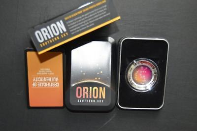 """2014 Australia Southern Sky,""""Orion""""coin.Box and Cert. Included."""