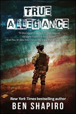 True Allegiance, Paperback by Shapiro, Ben, Like New Used, Free shipping in t...
