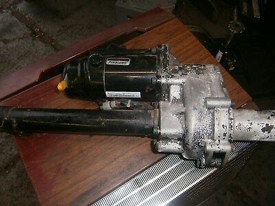 shoprider paris axle/motor assembly complete working