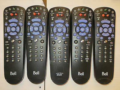 1 REMOTE CONTROL DISHNET BELL 3100 4100  3.2 3.4 IR Like New