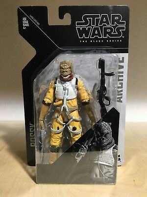 """2019 Star Wars Black Series Archive BOSSK Action Figure 6"""" Inch - IN STOCK"""