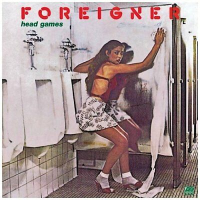Foreigner-Head Games (Expanded and Remastered) (UK IMPORT) CD NEW