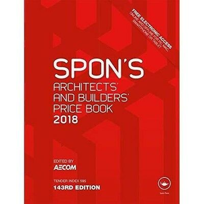 (РDF) Spon's Architects' and Builders' Price Book 2018