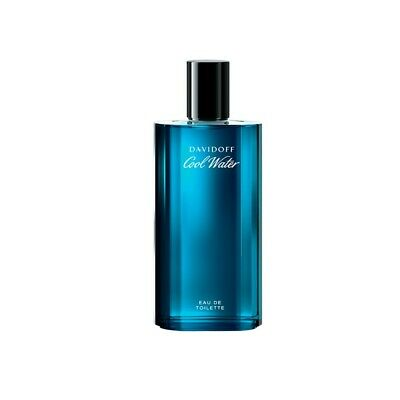 Davidoff Cool Water Eau De Toilette 125ml vaporizzatore natural spray