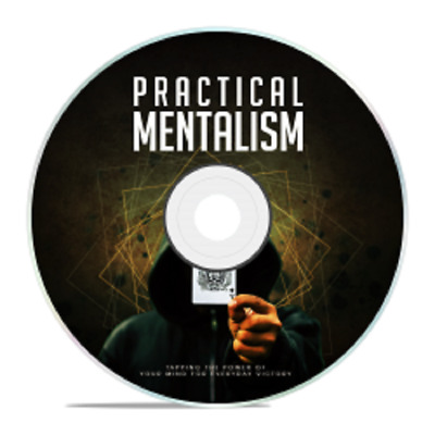 Practical Mentalism Video Upgrade Pack training 2018 on dvd -rom