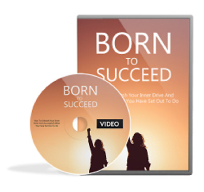 Born To Succeed Video Upgrade Pack training  2018 on dvd -rom -MRR