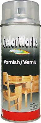 Vernis Colorworks - Acrylique