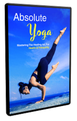 Absolute Yoga Video Upgrade Pack training 2018 on dvd -rom